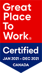 Great-Place-to-Work-Certification-Badge-January-2021-Dec 2021 Canada