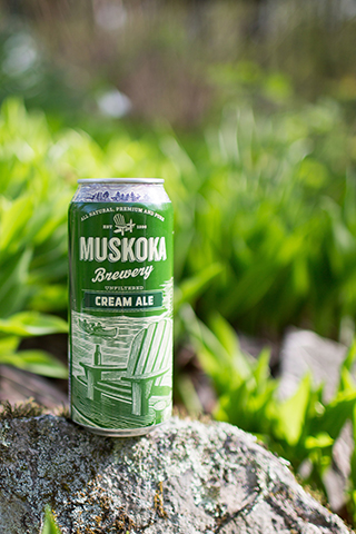 Muskoka Craft Lager