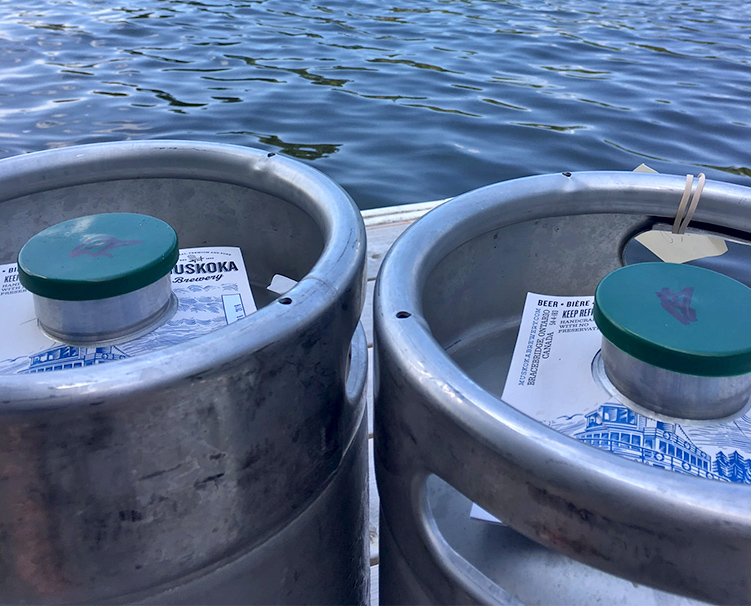 Dockside Kegs