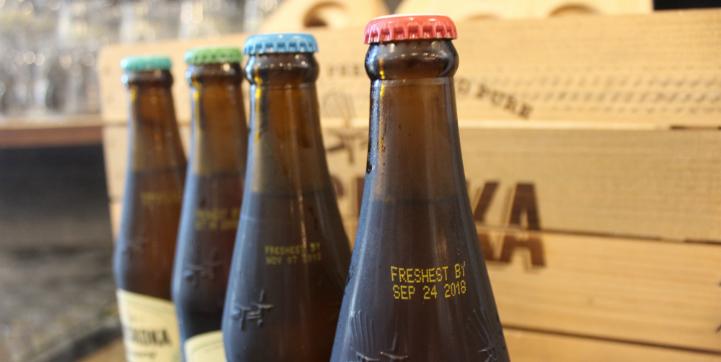 freshness - bottles