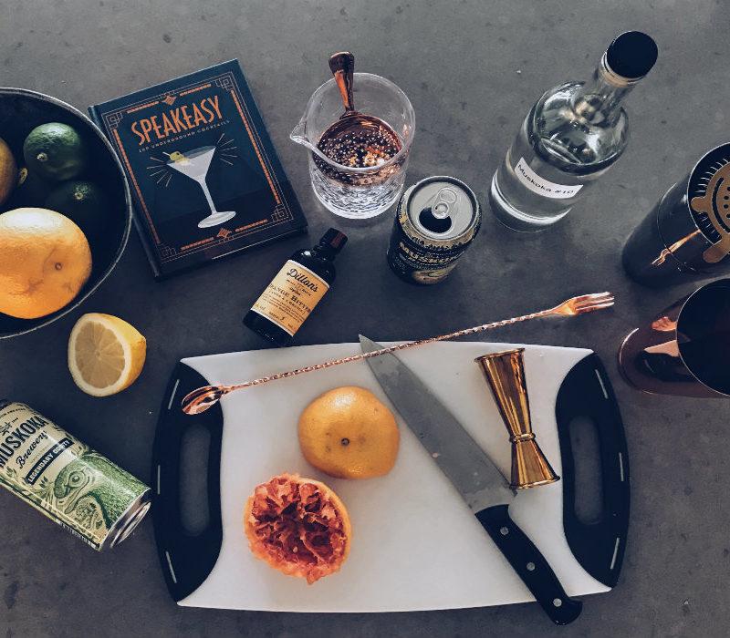 media - cocktails