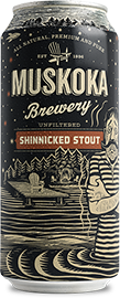 Shinnicked Stout
