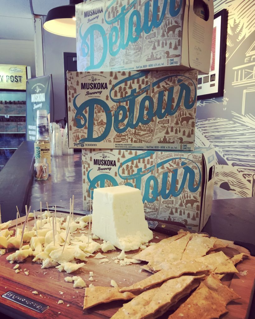Detour with Cheese