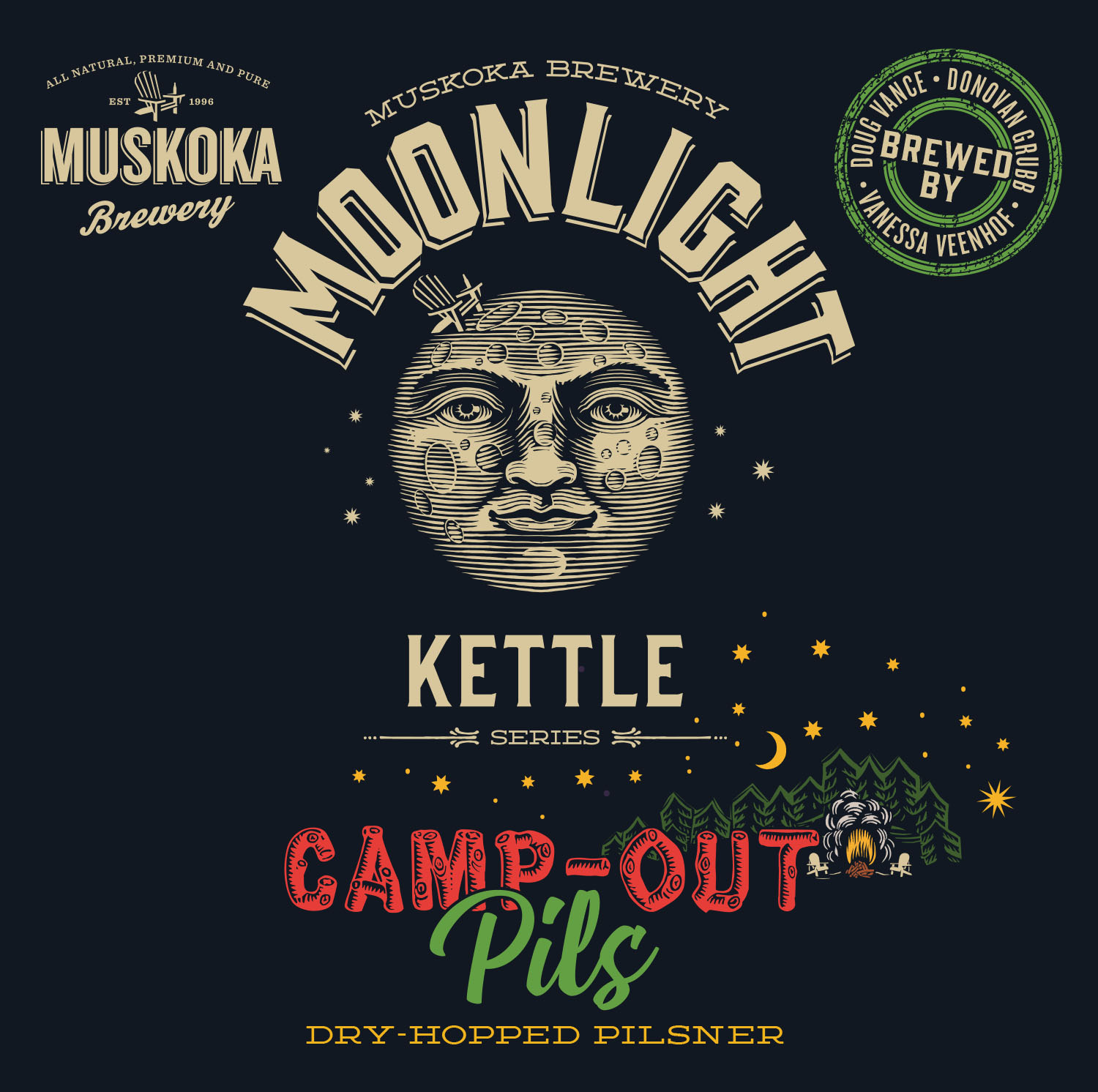 MLK Camp-Out Pils