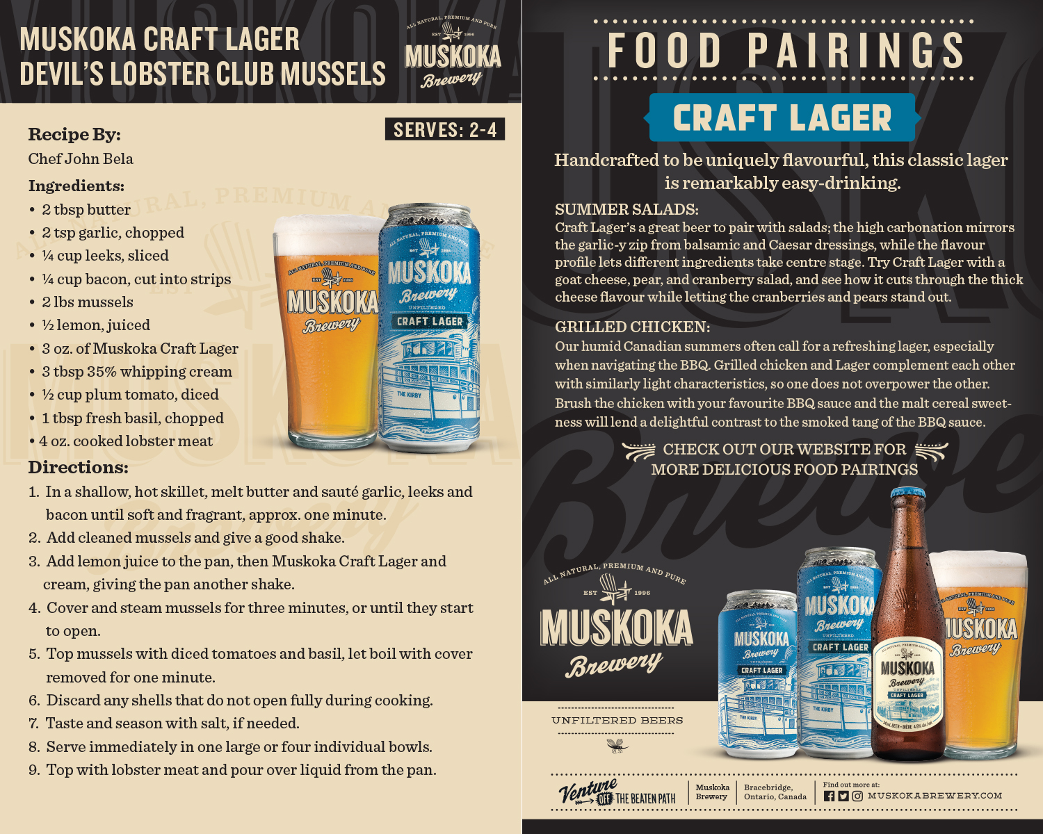 on beer and food the gourmets guide to recipes and pairings