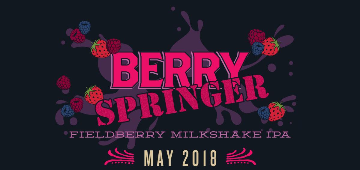 MLK Berry Springer-decal