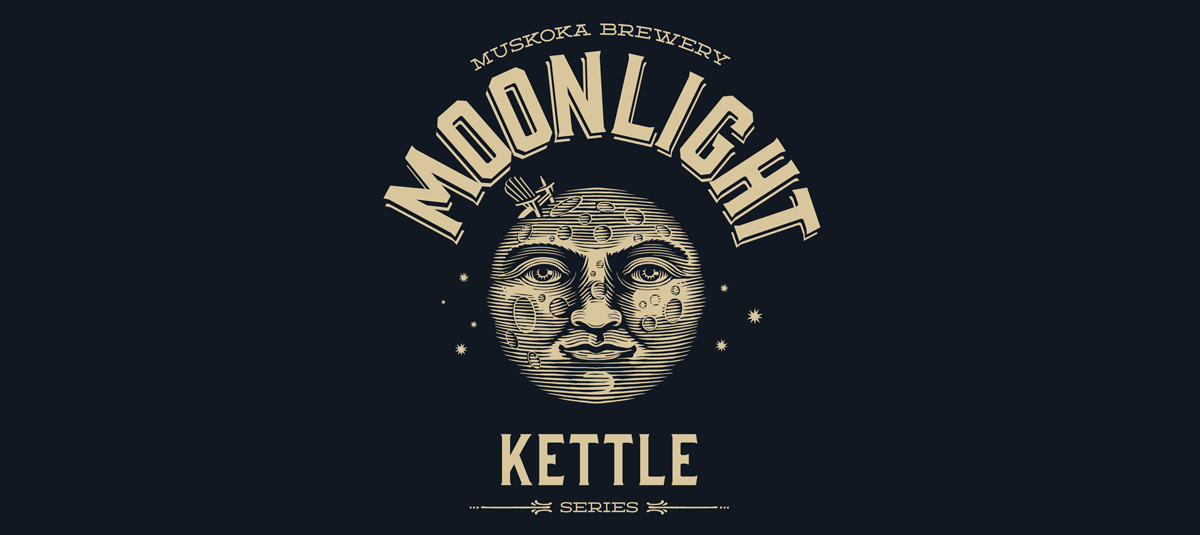 Muskoka Brewery Moonlight Kettle Series