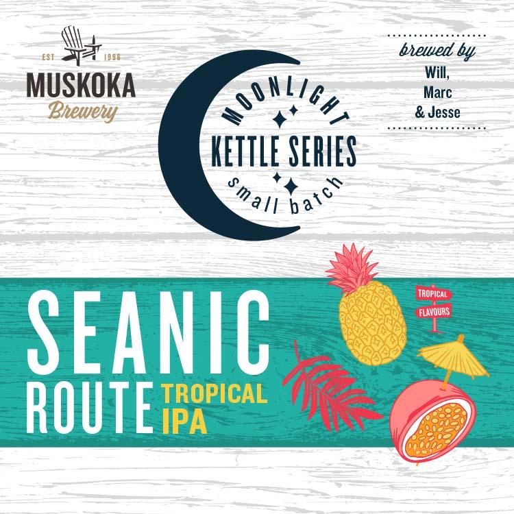 Seanic Route-untappd