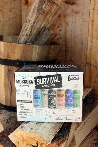 Muskoka Craft Lager
