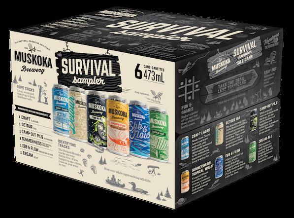 Summer Survival Sampler Pack