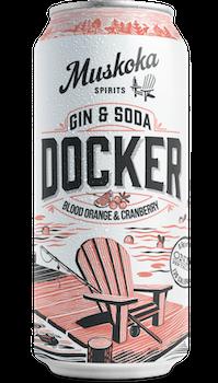 Docker Gin & Soda