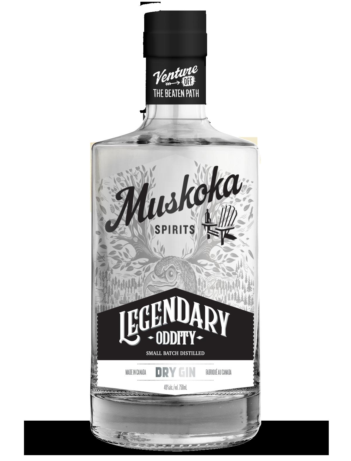 Legendary Oddity Gin
