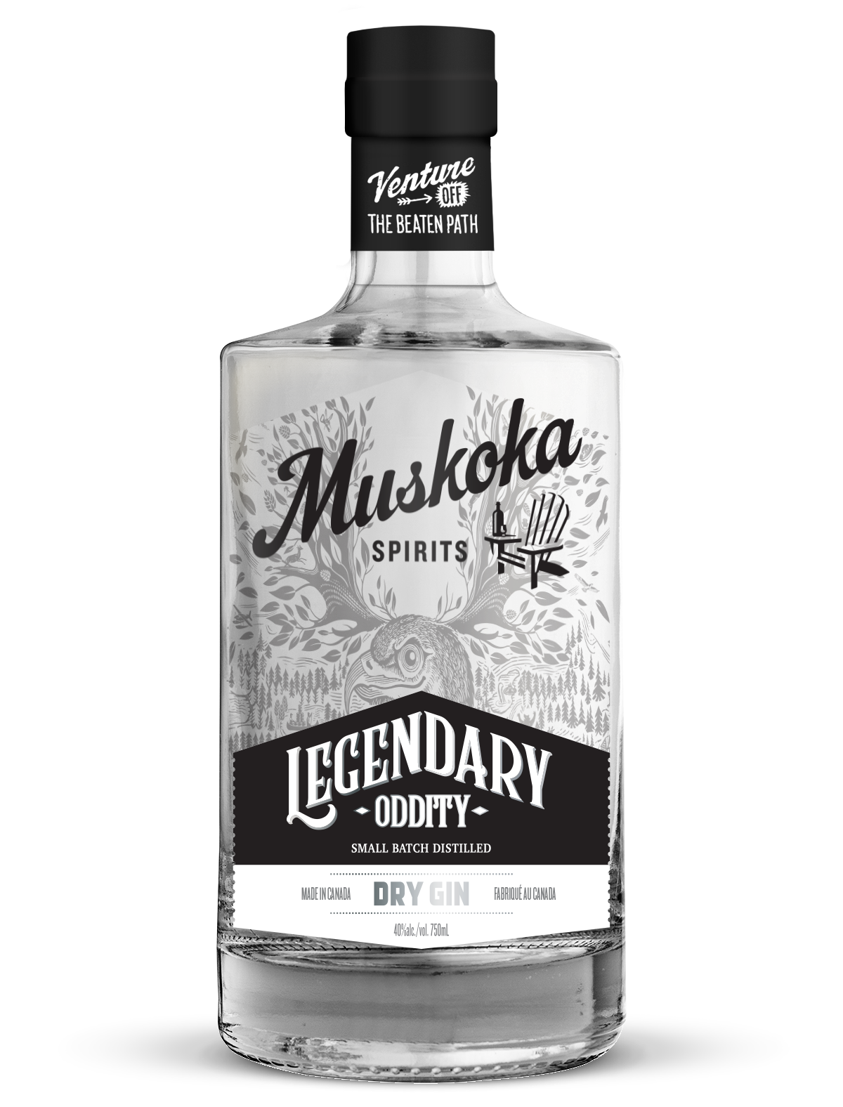 Legendary Oddity Gin