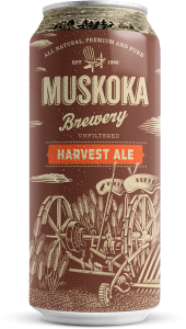 Harvest Ale Can