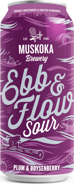 Ebb & Flow with Plum and Boysenberry