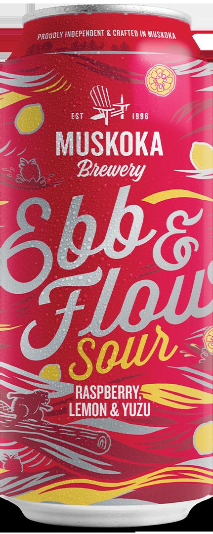 Ebb & Flow with Raspberry Lemon and Yuzu