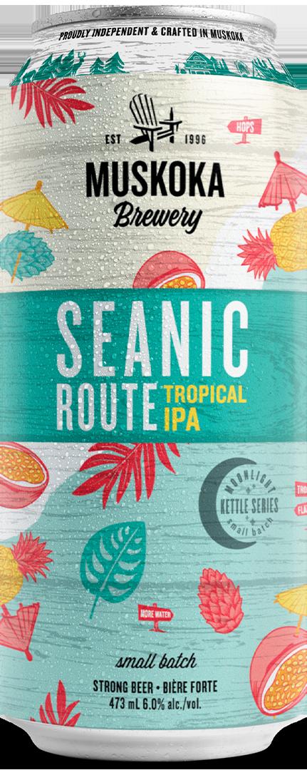 Seanic Route