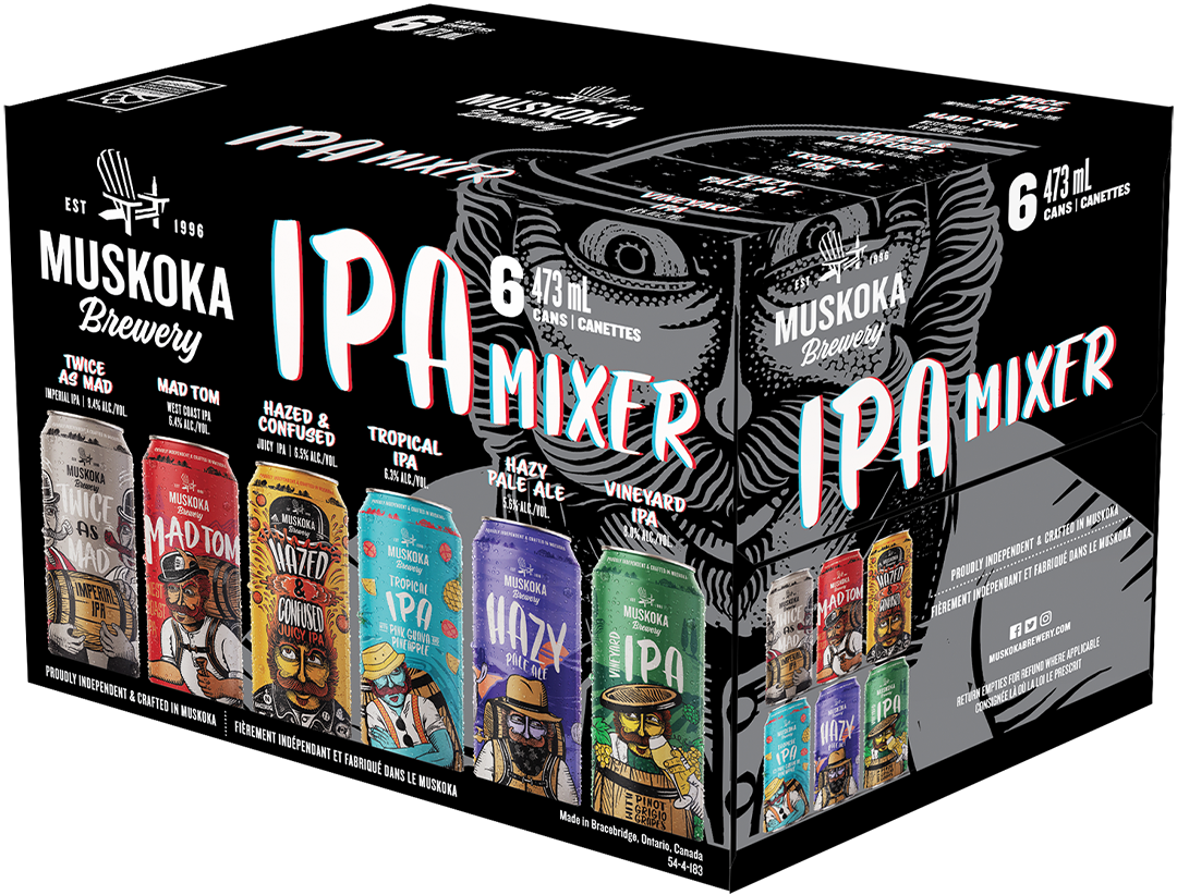 IPA Mixer Pack